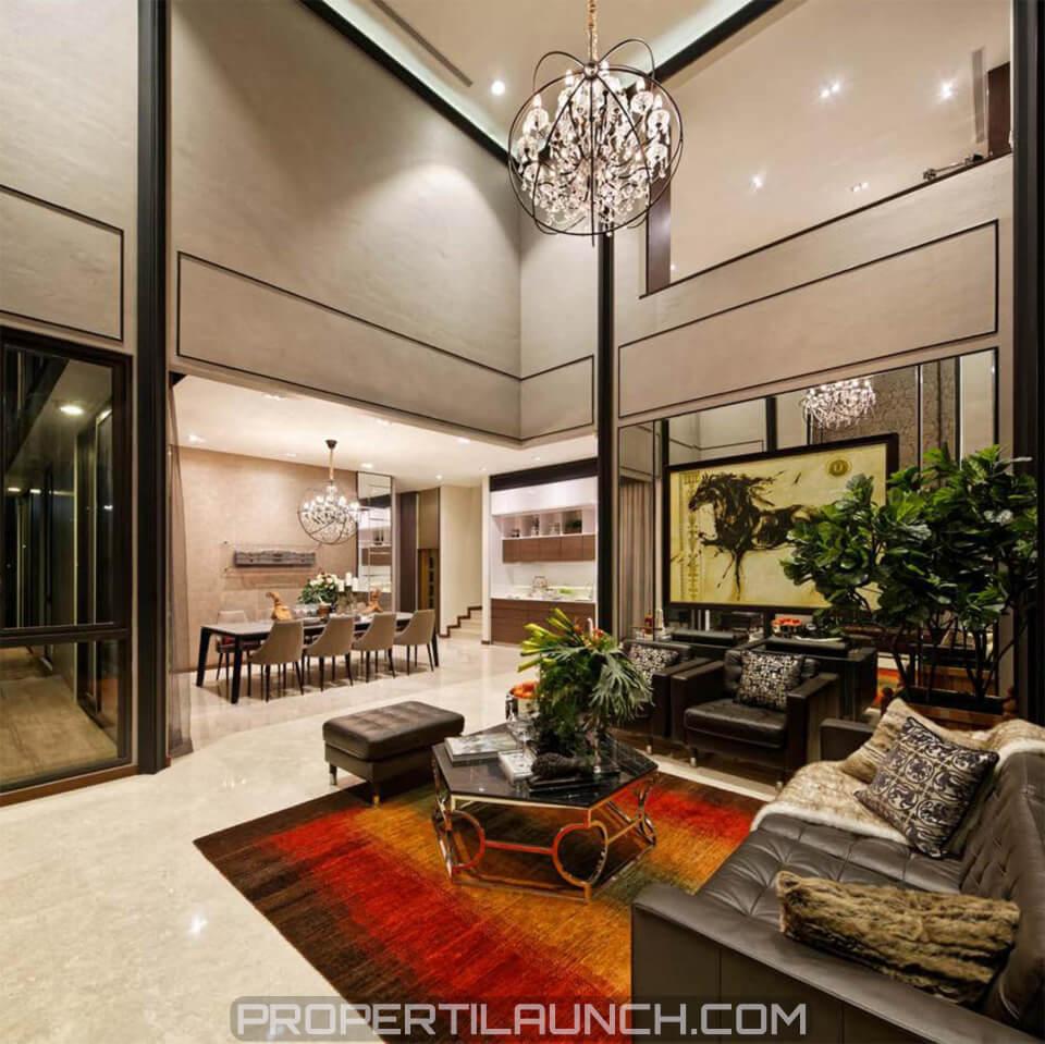 Living room Design Interior Lakewood NavaPark