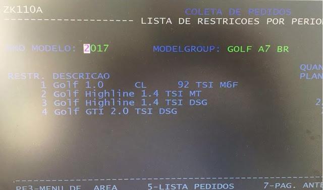 Golf 2017 DSG?