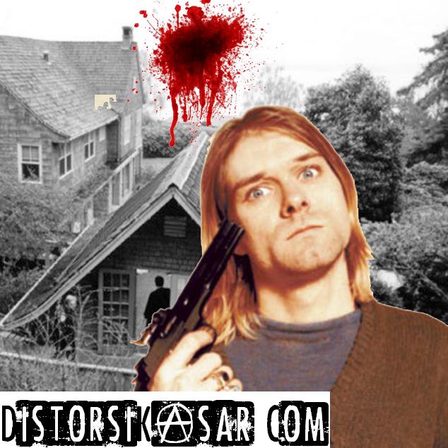 Kurt Cobain Terobsesi Dengan Bunuh Diri Distorsi Kasar