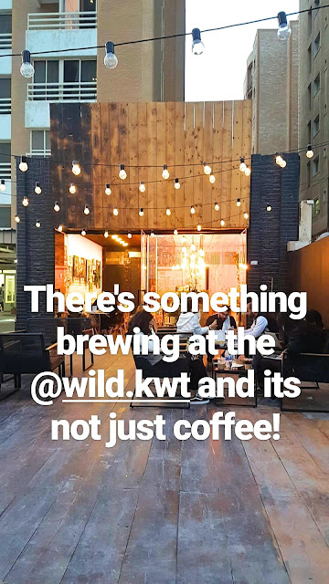 Wild Coffee Bar, Salmiya, Kuwait