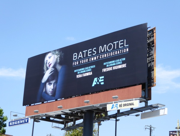 Bates Motel season 4 Emmy 2016 billboard