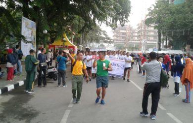 Kodam I BB Ajak Runner Ikut TNI Internasional Marathon di Lombok, Berhadiah Rp10 M