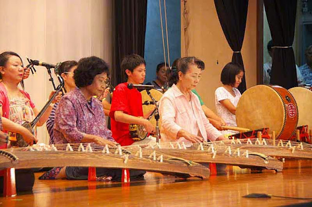 music, traditional, classic, Ryukyuan