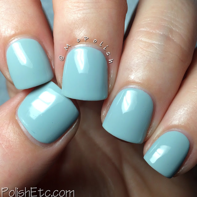 IBD Hideaway Haven Nail Lacquer - McPolish - Calm Oasis