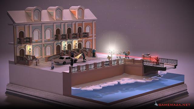 Hitman Go Gameplay Screenshot 2