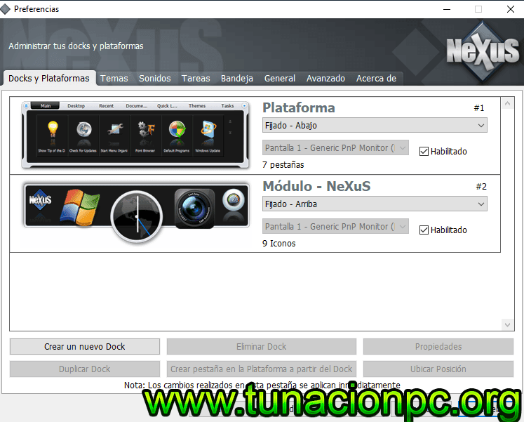 Winstep Nexus Ultimate Final Gratis Español