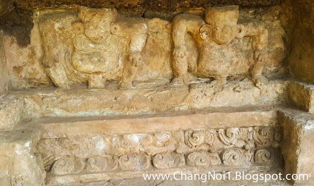 Si Thep Historical Park, Thailand