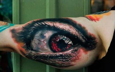 As tatuagens mais bizarras
