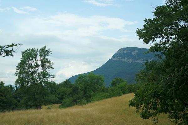 savoie randonnée lac saint-jean-de-chevelu avant-pays savoyard