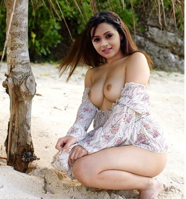 cute naked girl of napal
