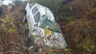 Dois acidentes foram registrados na manhã desta quarta entre Barra de Santa Rosa e Picuí