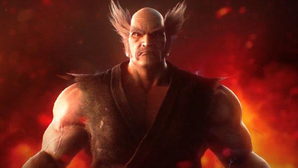 Tekken 7 Heihachi