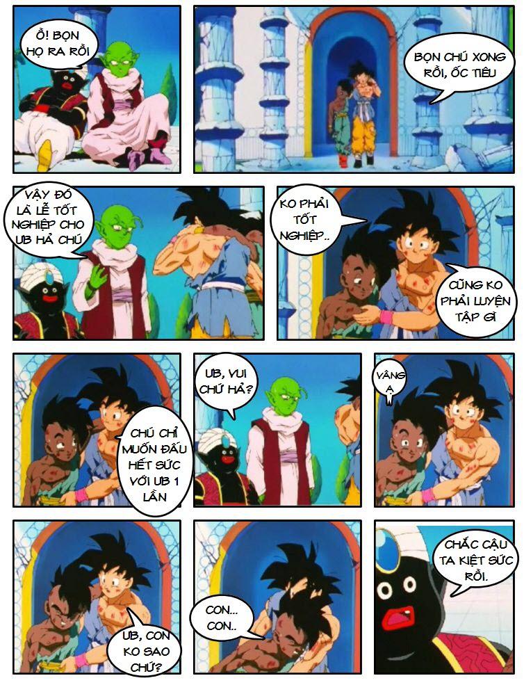 Dragon Ball GT chap 1 - Trang 14