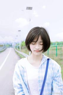 biodata Shen Yue pemeran shancai film meteor garden 2018 lengkap beserta foto terbaru