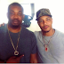 Donjazzy pictured with T.I