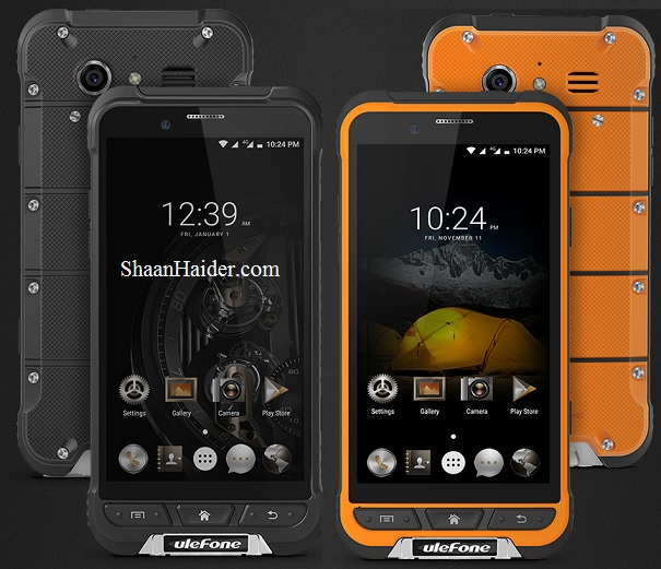 Ulefone Armor : Full Hardware Specs, Features, Price and Availability