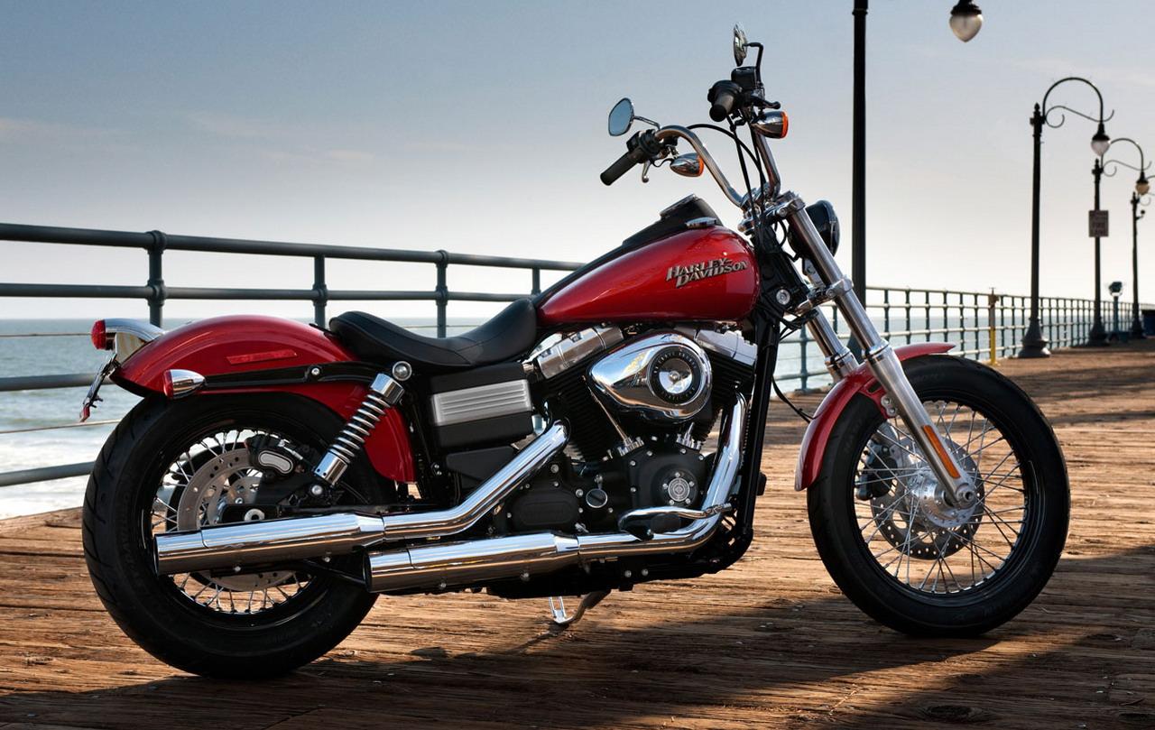 Harley Davidson 2012: 2012 Harley-Davidson FXDB Dyna Street Bob