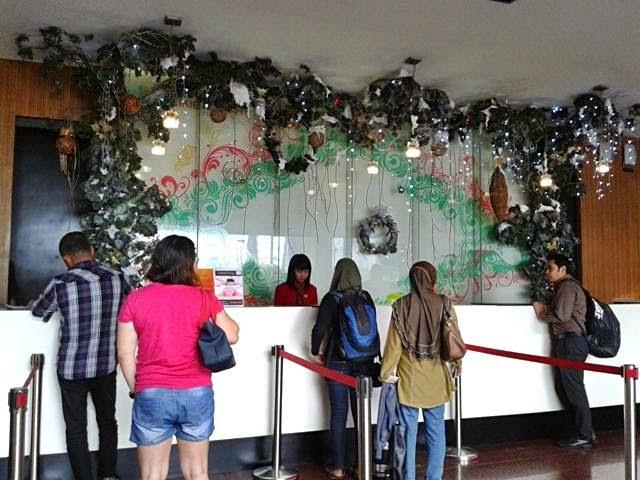 Lobby Mikie Holiday Resort