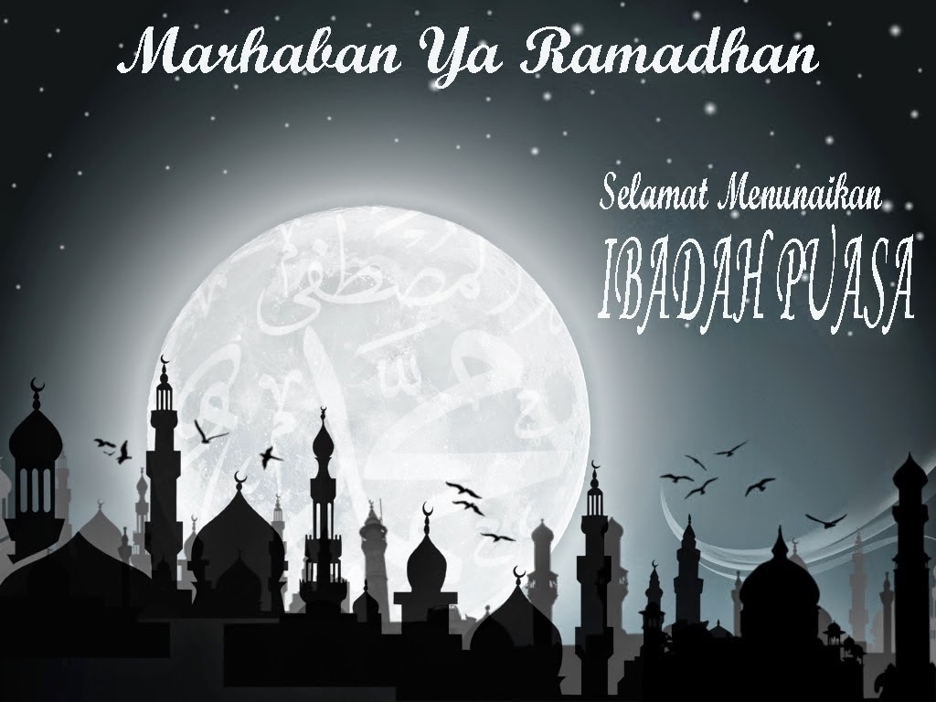 Gambar Ucapan Selamat Datang Ramadhan 2014