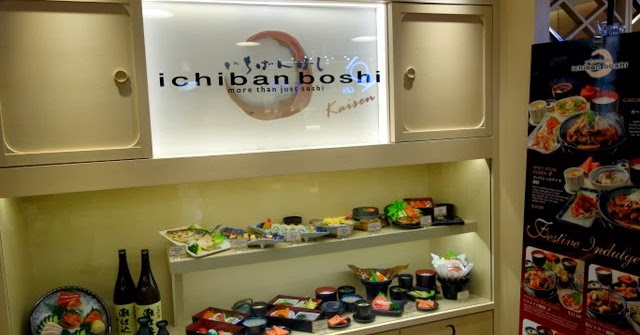 Ichiban Thai Chinese Food Sushi Bar Rietfontein Pretoria