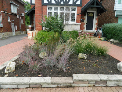Toronto Gardening Services Midtown Toronto Fall Garden Clean up after by Paul Jung Gardening Services