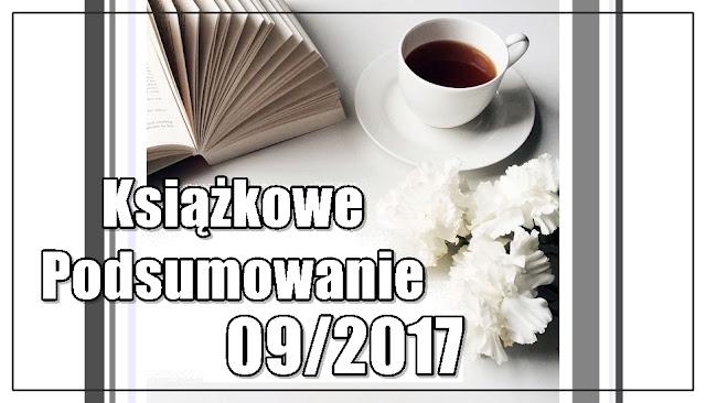 Książkowe podsumowanie miesiąca 09/2017