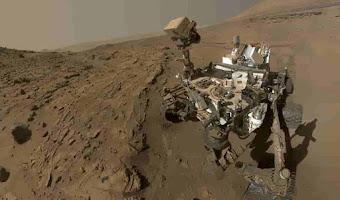 ¿Hay Vida en Marte y la Nasa lo oculta?
