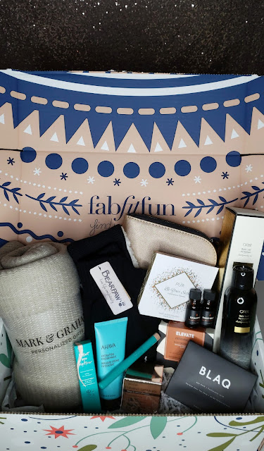 Review: FabFitFun Winter 2018 Box