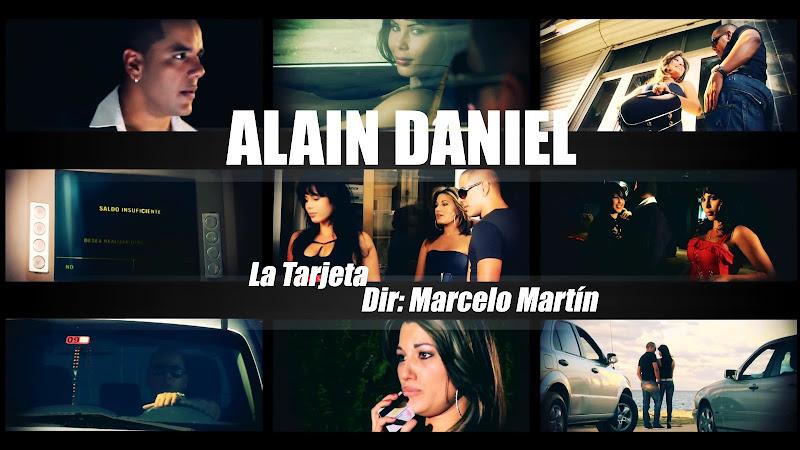 Alain Daniel -  ¨La Tarjeta¨ - Videoclip - Dirección: Marcelo Martín. Portal del Vídeo Clip Cubano