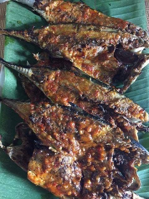 Resepi Ikan Cencaru Bakar Enak Banget