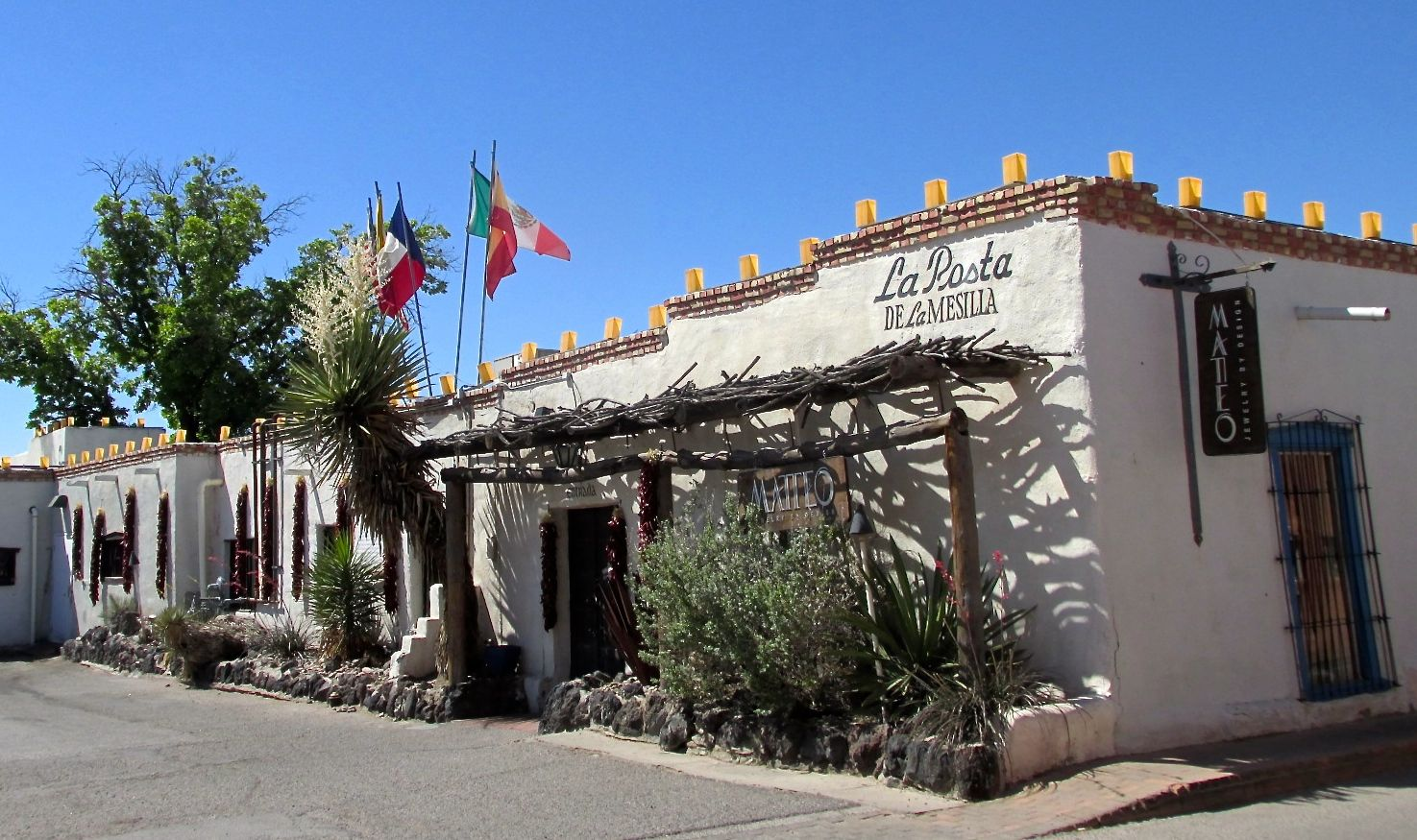 Top Mexican Restaurants In Las Cruces