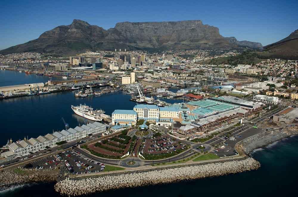 Cape Town,  Afrika e Jugut