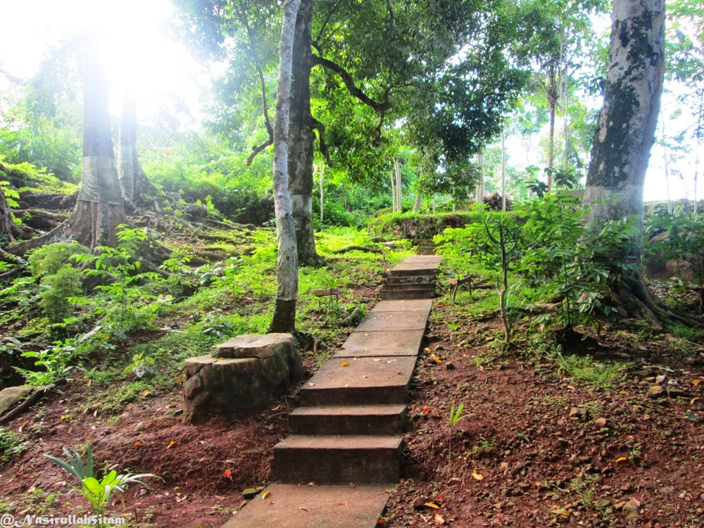 Area dikawasan Goa Sakti, Plajan, Jepara