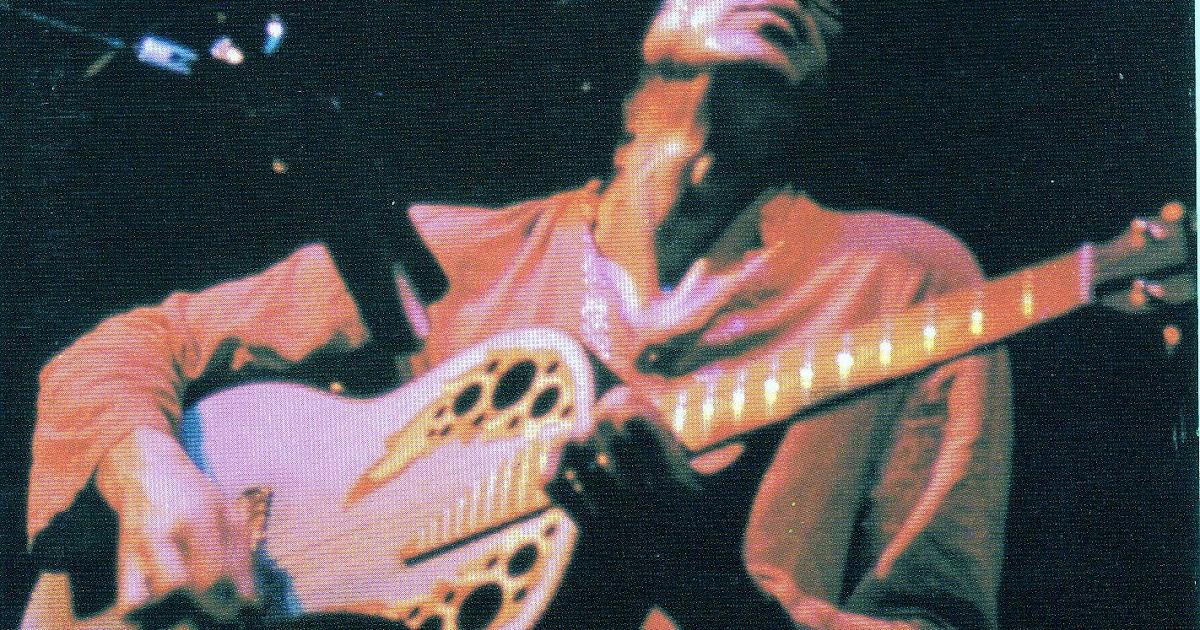 "Jazz Rock Fusion Guitar: Larry Coryell - 1993 ""Bolero"""