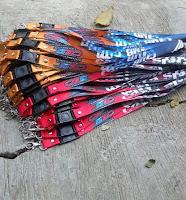 Jual tali lanyard murah Surabaya