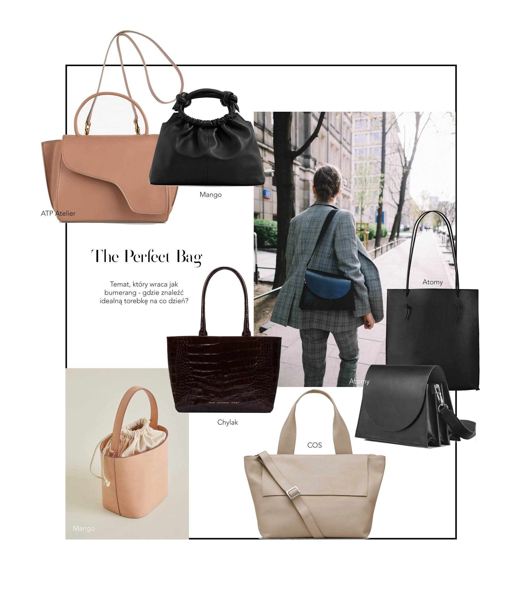 575c45cfefbad The Everyday Basic Bag - Jestem Kasia Blog