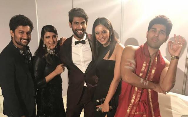 SIIMA Awards 2017 Telugu Stars Winners