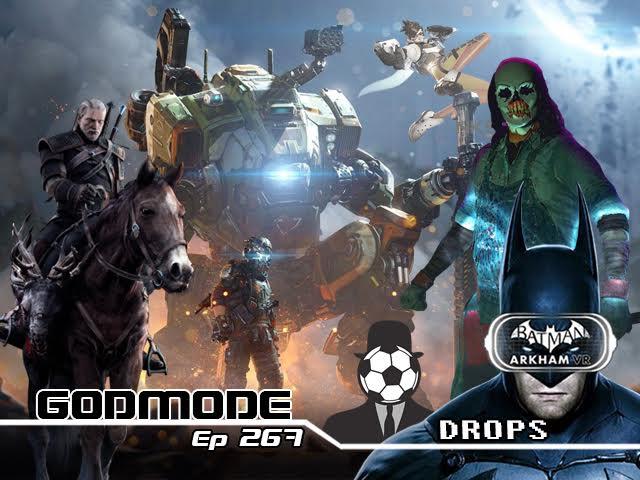 GODMODE 267 - DROPS