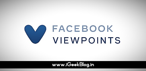 How To Earn From Facebook Viewpoints