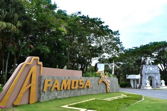 Jom cuti-cuti di A'Famosa Resort, Melaka