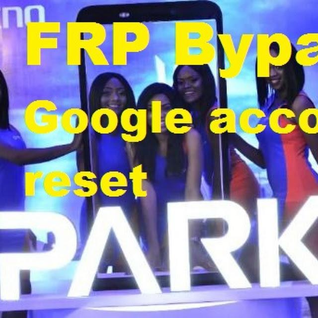 Tecno SPARK 2 KA7 pin, remove pattern Reset, frp Google account bypass