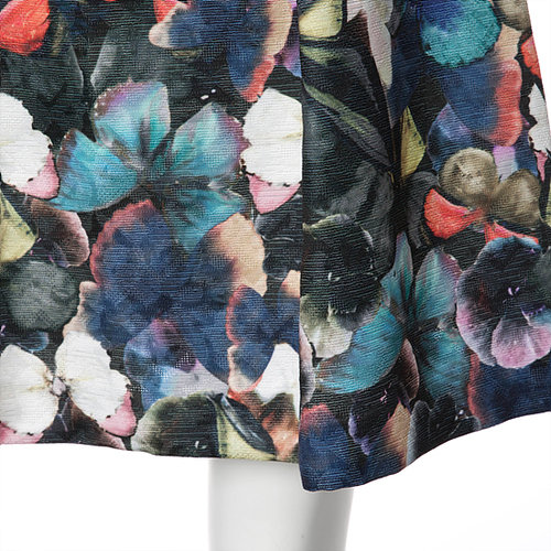 Ribbon Floral Skirt