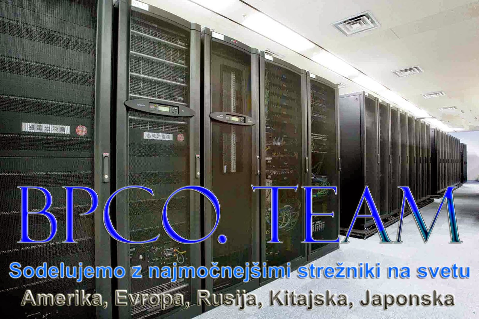BPCo. TEAM Slovenia