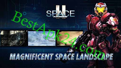 Download Space Armor 2 v1.2.2 Apk + Mod full for free 3