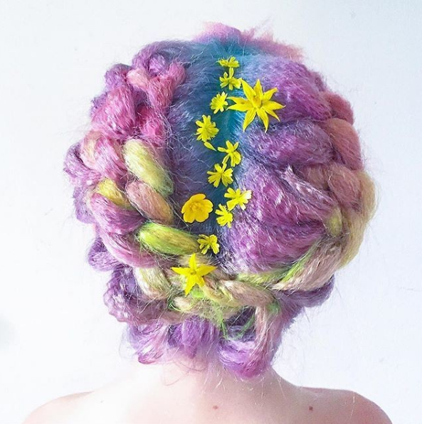 Formidable Joy | Formidable Joy Blog | Beauty | Brand Crush | Lime Crime | Unicorn Hair | Unicorn Hair Dye