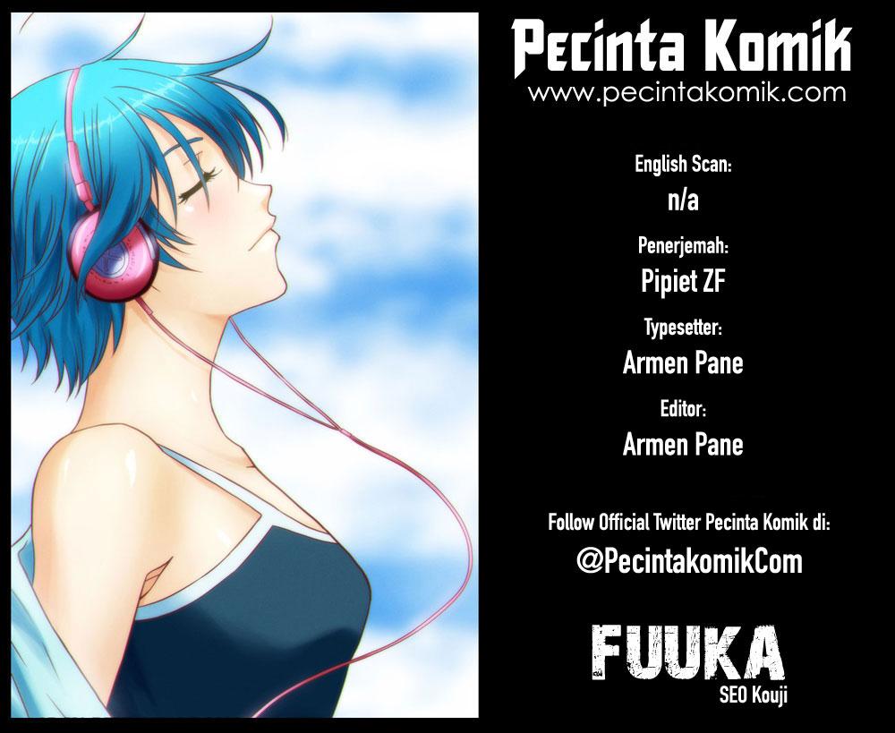 Fuuka Chapter 145-1