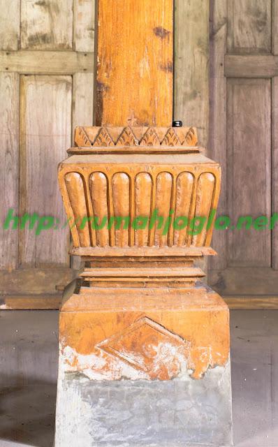 Jual Rumah Joglo Umpak kayu