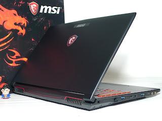MSI GL62 7RDX Core i7 GTX1050 Baru Di Malang