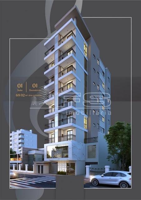 V2169 - Jazz Residence - Apartamentos 2 dormitórios - Bairro Morretes - Itapema/SC