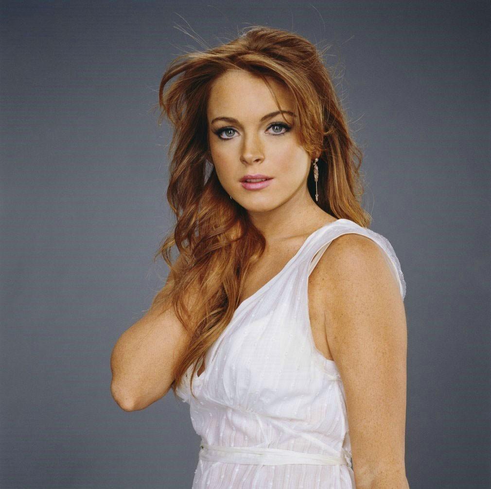 The World Around Us: Lindsay Lohans Playboy Cover Leaked